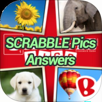 SCRABBLE Pics Answers