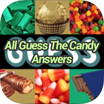 All Guess The Candy Answers
