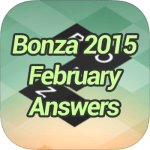 Bonza 2015 February Answers