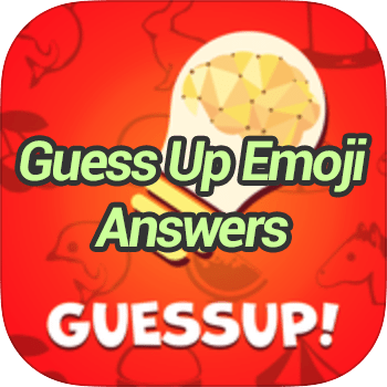 Guess Up Emoji Answers Game Solver