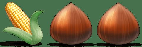 Guess Up Emoji Corn Nuts