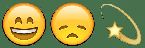 Guess Up Emoji Mood Swing