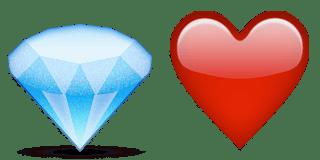 Guess Up Emoji Precious