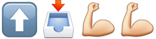 Guess Up Emoji Up In Arms