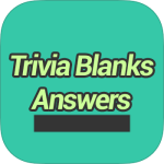 Trivia Blanks Answers