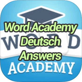 Word Academy Deutsch Answers