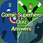 Comic Superhero Quiz Answers
