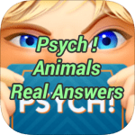 Psych Animals Real Answers