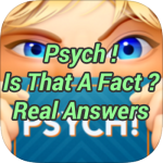 Psych Is That A Fact Real Answers