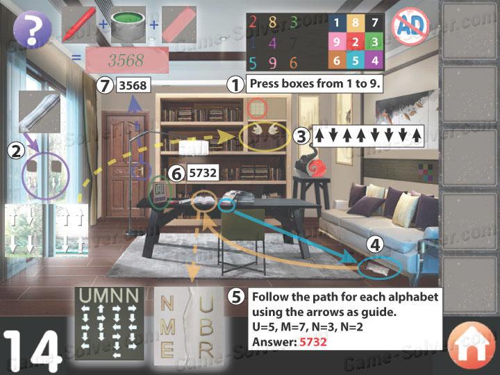 Escape Room: Apartment 10 Level 14
