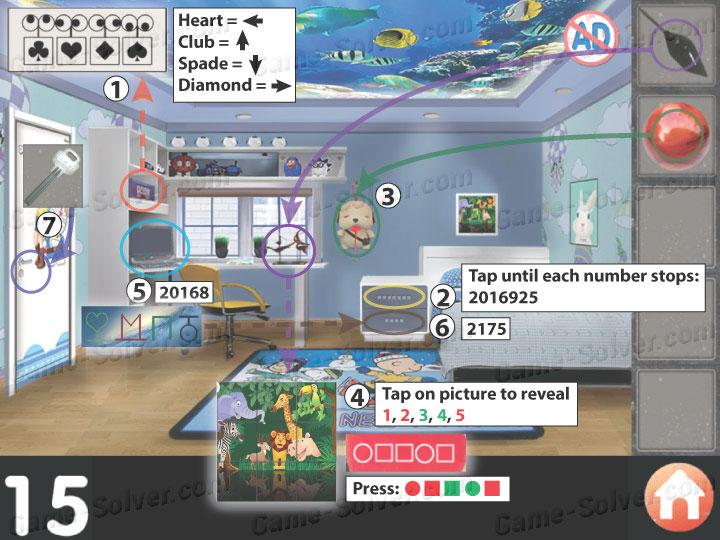 Escape Room: Apartment 10 Level 15