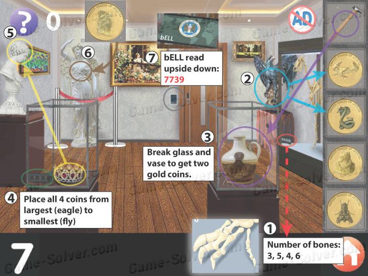Escape Room: Apartment 10 Level 7