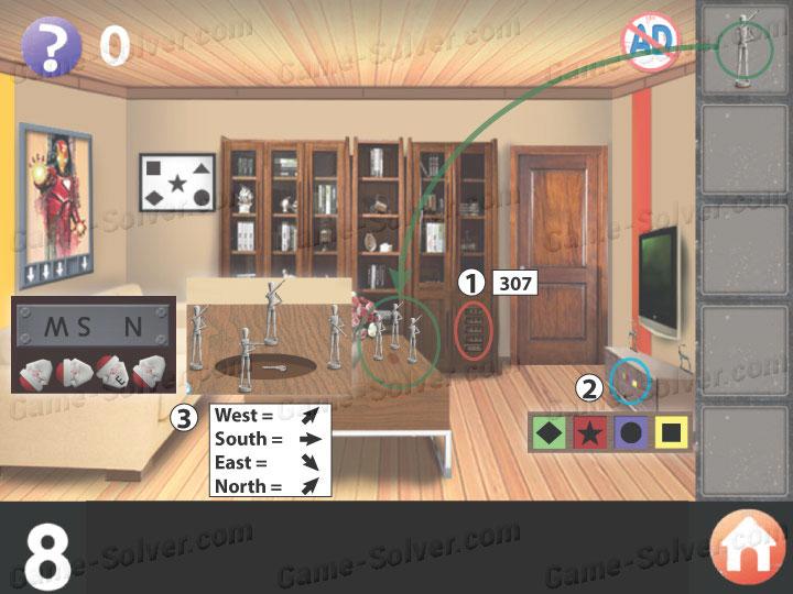 Escape Room: Apartment 10 Level 8
