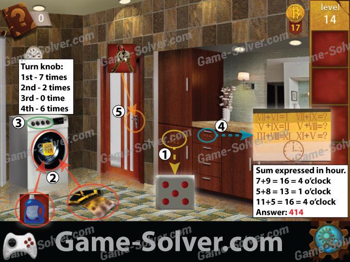 Escape Room: Apartment 11 Level 14