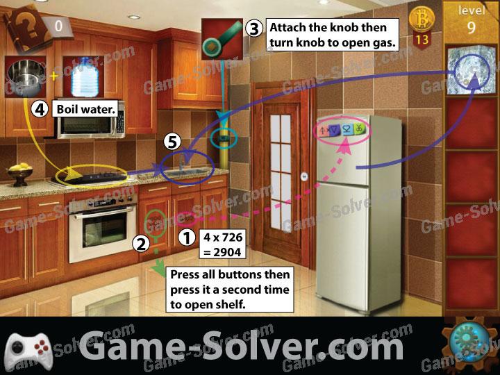 Escape Room: Apartment 11 Level 9
