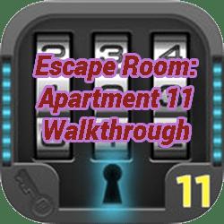 Escape Room Apartment 11 Walkthrough