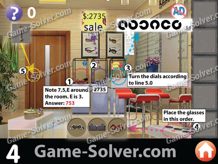 Escape room 5 level 7