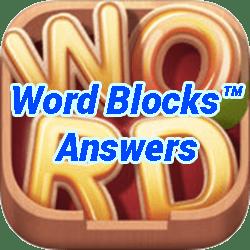 Word Blocks Level 495 Answers