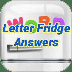 Letter Fridge Answers