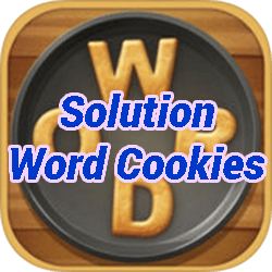 Solution Word Cookies Francais
