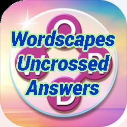 Wordscapes Uncrossed Beach-Aqua 12 Answers