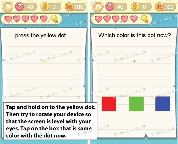 Tricky Challenge 2 Level 40 Answers