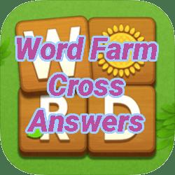 Word Farm Cross Answers