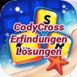 CodyCross Erfindungen Losungen
