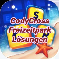 CodyCross Kreuzworträtsel Freizeitpark Lösungen