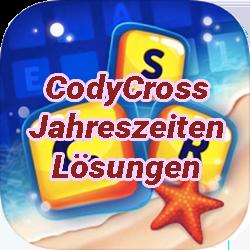 CodyCross Kreuzworträtsel Jahreszeiten Lösungen