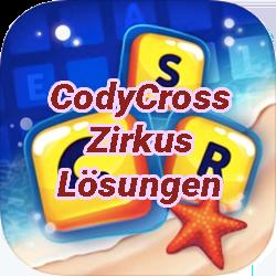 CodyCross Kreuzworträtsel Zirkus Lösungen