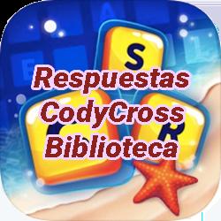 Respuestas CodyCross Biblioteca
