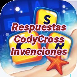 Respuestas CodyCross Crucigramas Invenciones