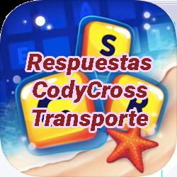 Respuestas CodyCross Transporte