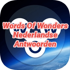 Words Of Wonders Crossword Answers Dutch