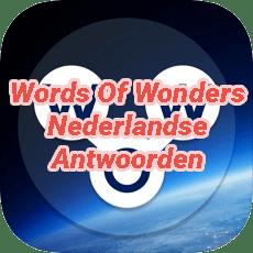 Words Of Wonders Answers Dutch