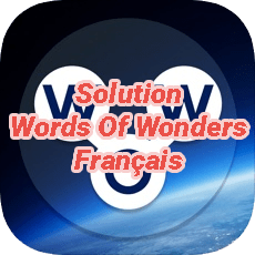 Words Of Wonders Answers French