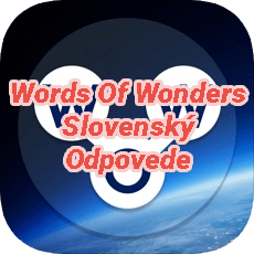 Words Of Wonders Answers Slovak
