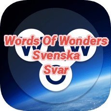 Words Of Wonders Crossword Answers Swedish