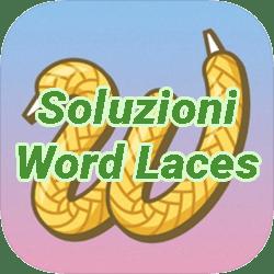 Word Laces Soluzioni Italiano