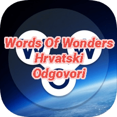 Words Of Wonders Crossword Answers Croatian