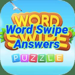Word Swipe Answers