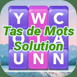 Word Heaps Français Solution (Tas de Mots)