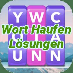 Word Heaps Deutsche Lösungen (Wort Haufen)