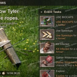 State of Survival: Sufficient Arrows