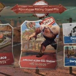 State of Survival: Apocalypse Racing Grand Prix Event