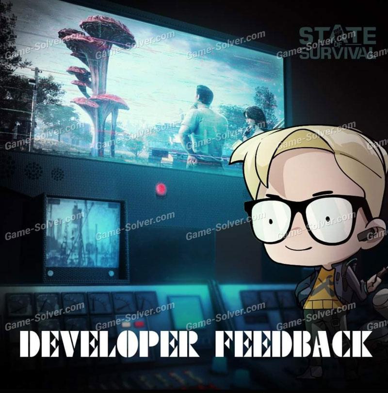 State of Survival Dev Feedback 16 07 2021