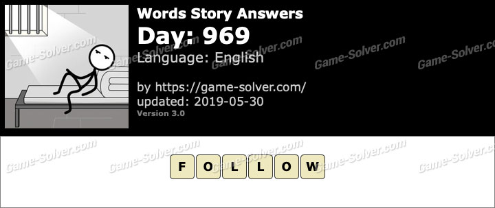 Words Story Day 969 Answers