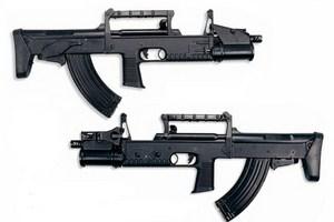 Автомат 9А-91, оружие спецназа