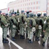 Мотострелковая рота России